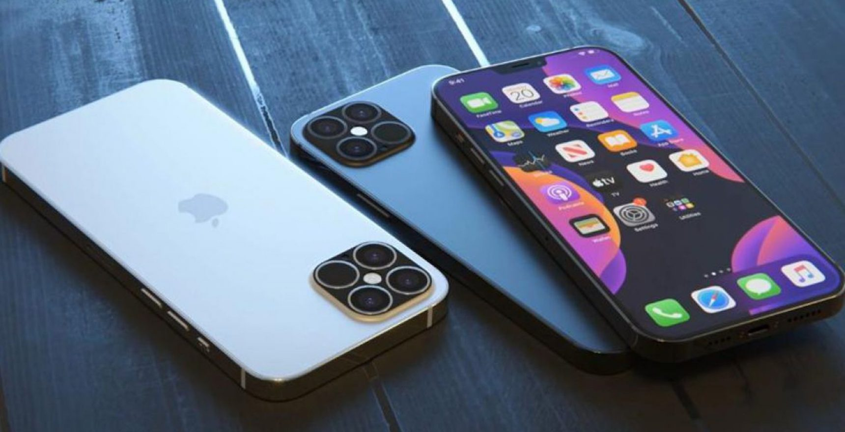 After 4 generations of phones, Apple will finally reduce the size of the screen bangs with the iPhone 12s / iPhone 13