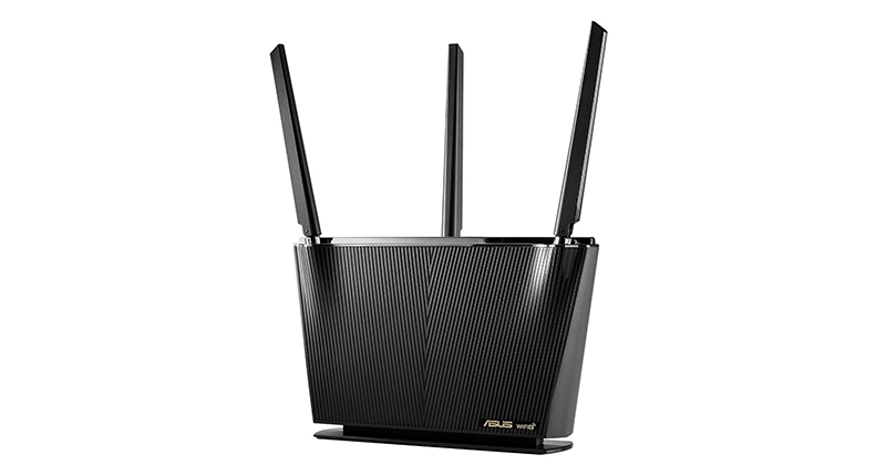 Asus announces RT-AX68U router with WiFi 6 and instant card mobile app