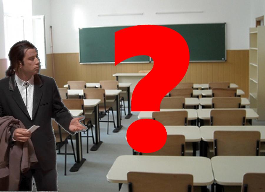 Dramatic decline in high school classes »Monitorul de Neime and Roman