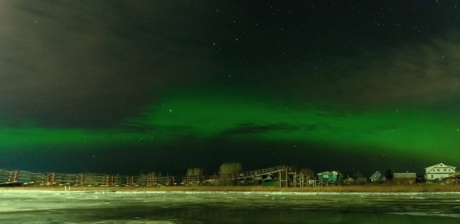 Home Colors |  The first polar lights are expected in 2021 … next Wednesday