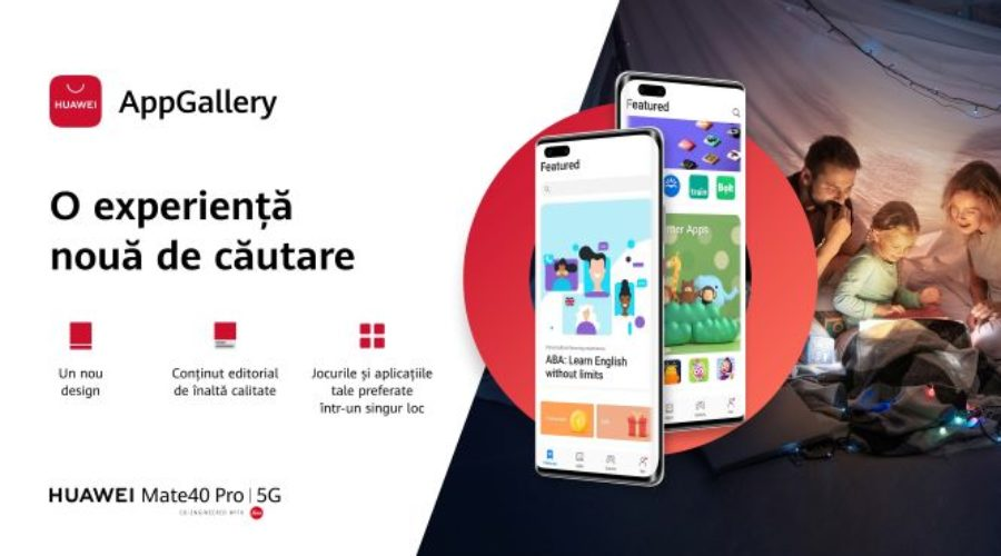 Huawei is bringing new changes to AppGallery