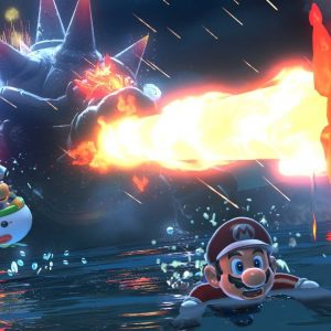 Nintendo shares new information about Fury Bowser mode in the world of Super Mario 3D