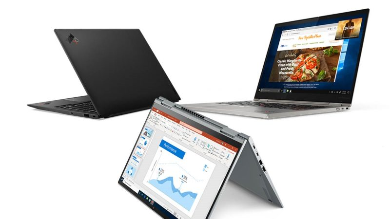The Lenovo ThinkPad X1 2021 is a new series of laptops that include the X1 Carbon, Titanium and Yoga models