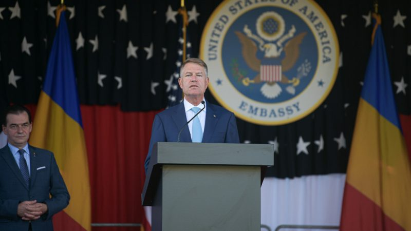 What Klaus Iohannis says about the US presidential election