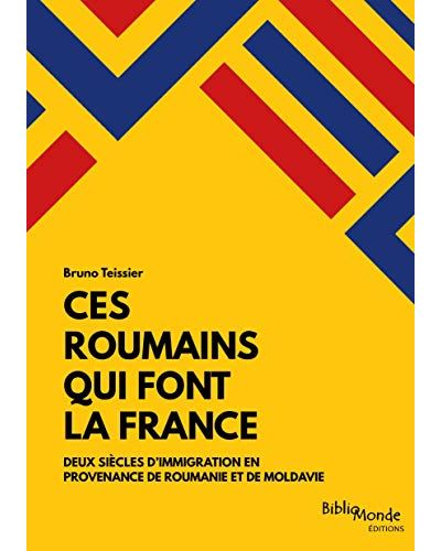 Bilingual Chronicle / La Chronicle Bilingual N ° 204: A book about Romanians and France, one or the other not mentioned