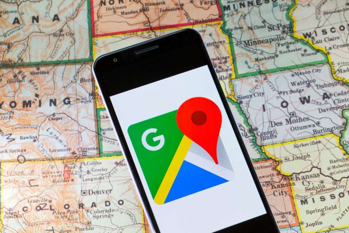 For the first time, Google Maps helps you see where you're really going: what's changed