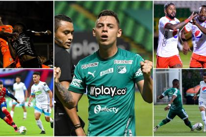 Liga Pet Play: Colombia Championship Date 6 Draw |  Colombian football |  Pet Play League