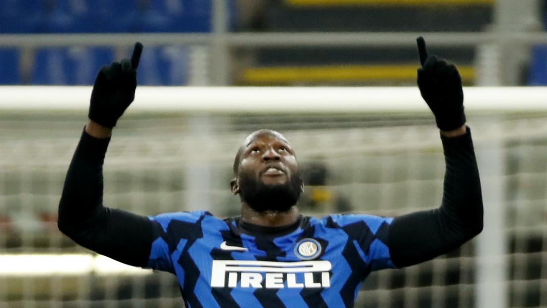 Lukaku explains his 'controversial' celebration after scoring Inter's third goal against Milan