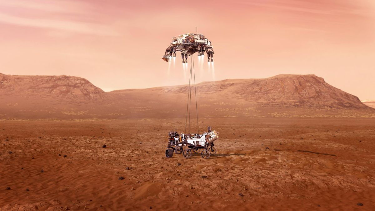 NASA invites you to watch the diligent rover's arrival on Mars in Spanish