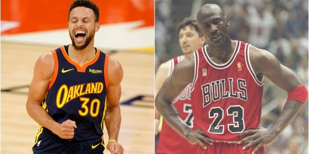 NBA NBA Stephen Curry to catch Michael Jordan on record points and field goal performance