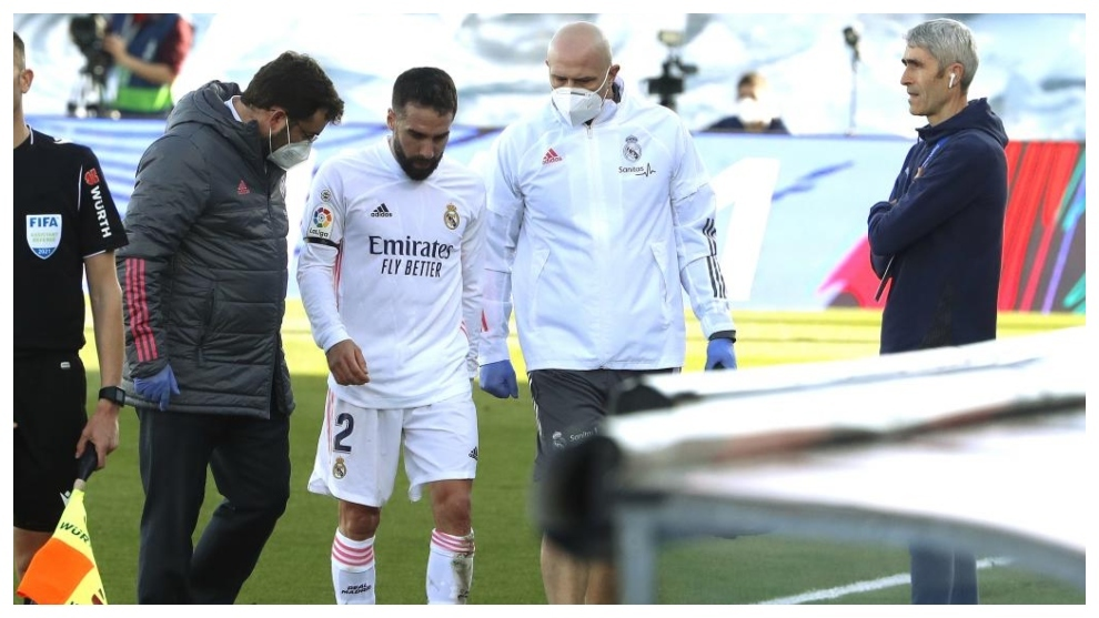 Real Madrid – La Liga: Real Madrid's injury crisis erupts: 40 physical problems shared by 20 players