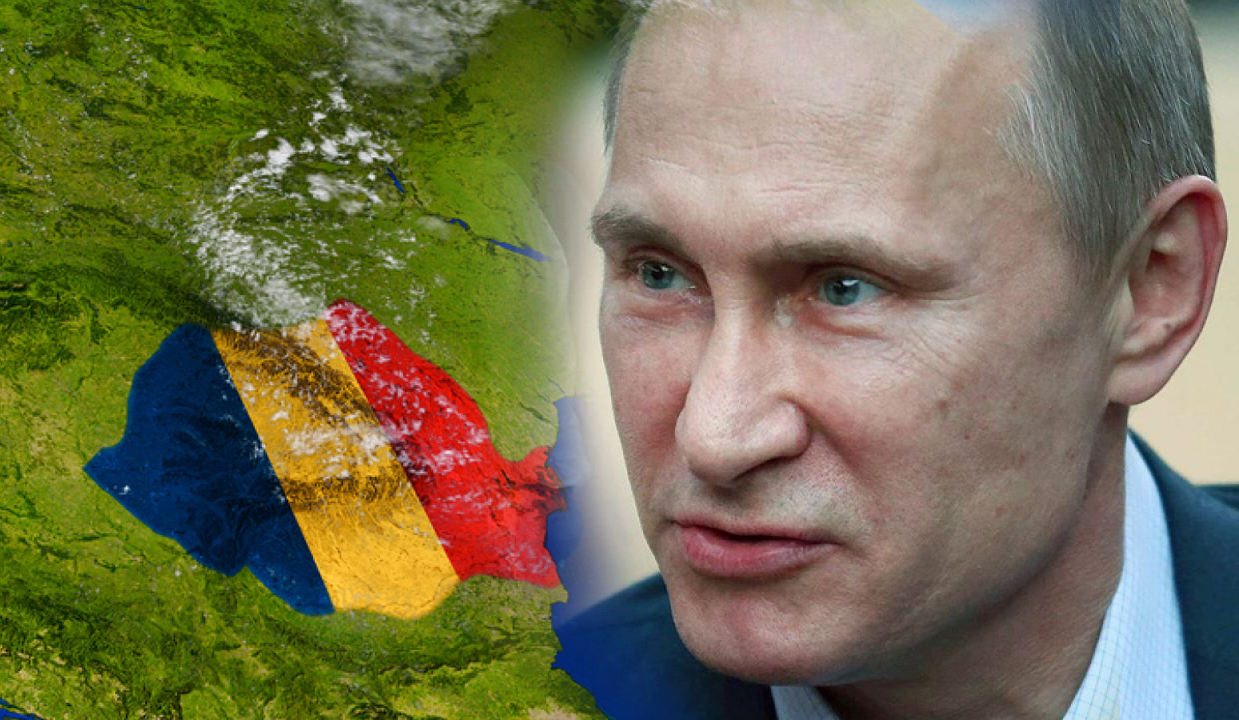 Russia is launching unprecedented threats.  Romania is targeted
