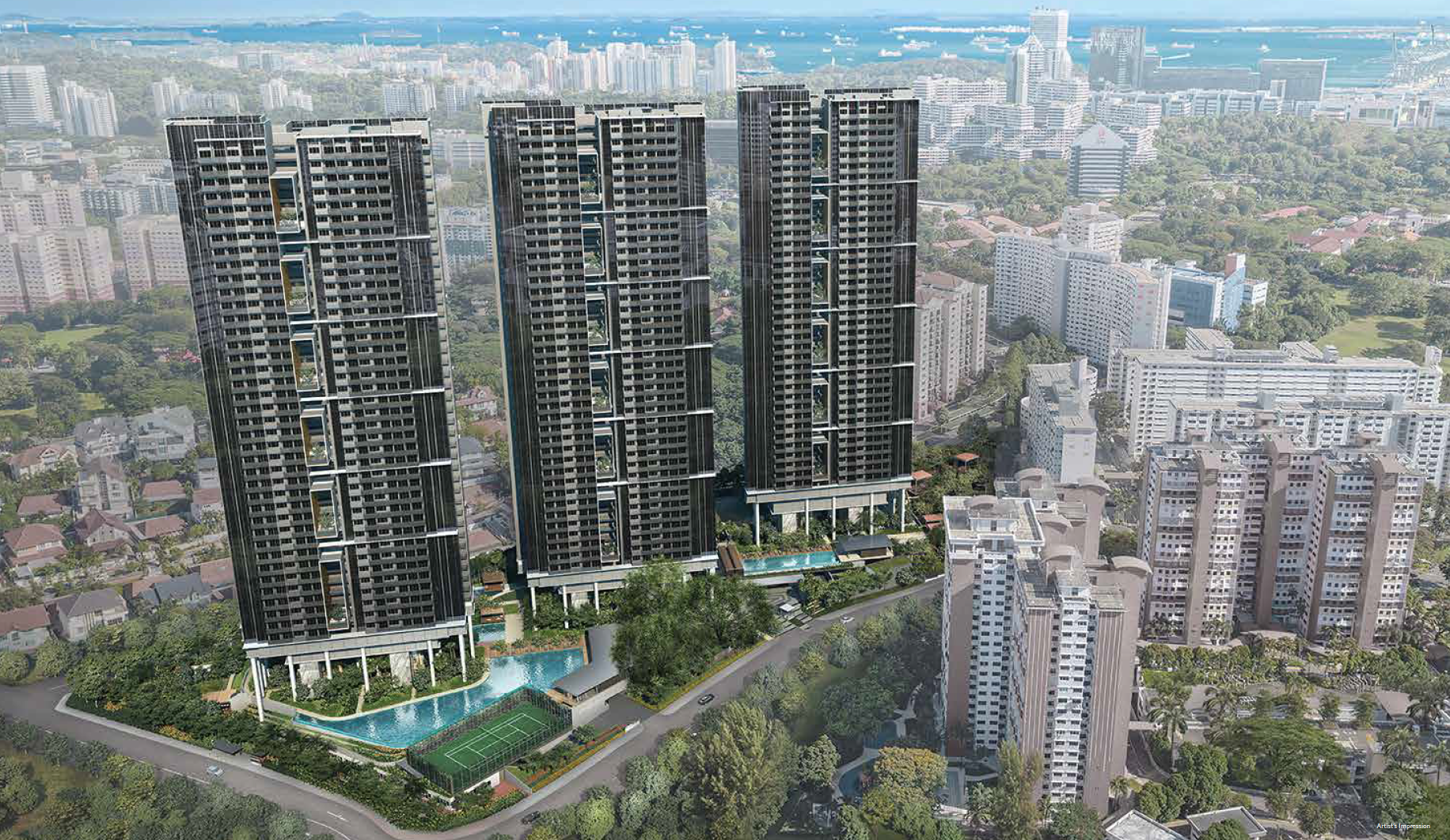 Why is Sengkang Grand the best Residence?