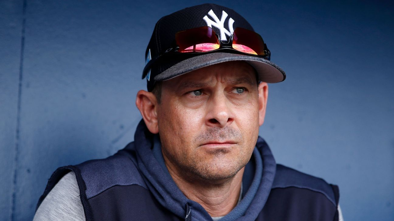 Aaron Boone leaves New York Yankees and gets a heartbeat