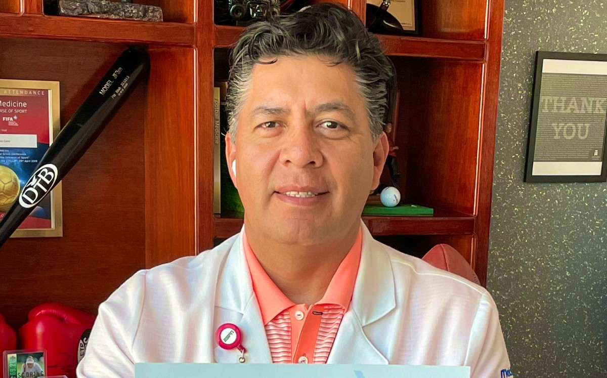 Cruise has signed on as head of Azul Medical Services and is back from ESPN!