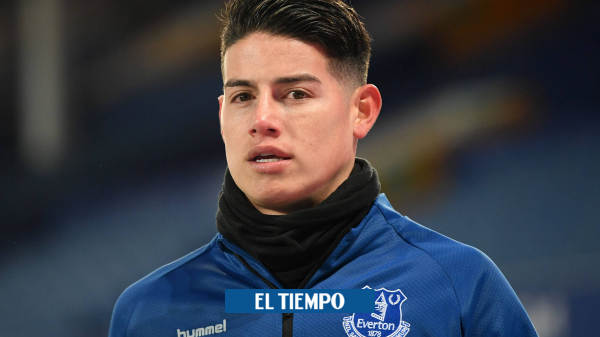 Everton vs Southampton – International football – James Rodriguez not invited for the game