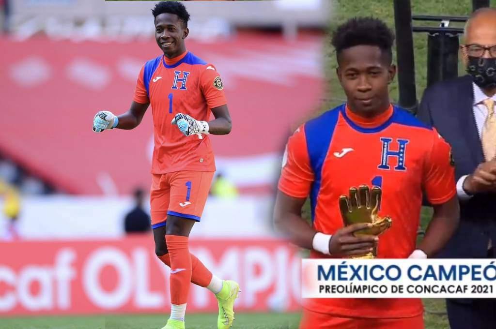 Honduran goalkeeper Alex Kayte presented with pre-Guadalajara Olympic gold glove – Dice