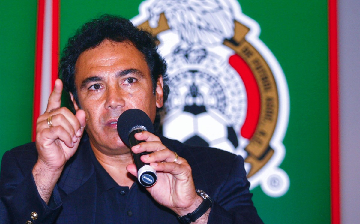Hugo Sanchez blamed managers for their pre-Olympic defeat in 2008