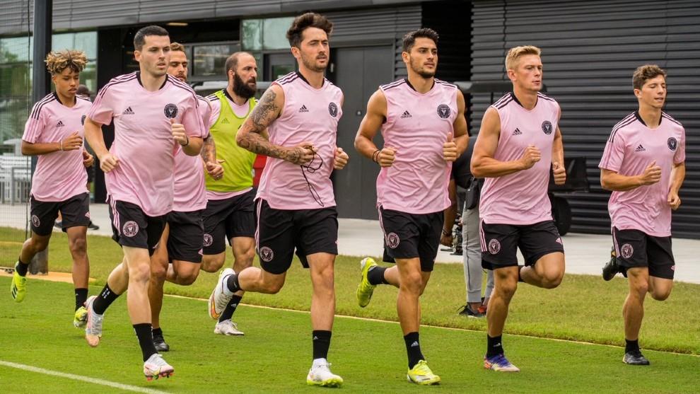 MLS 2021: Gonzalo Higuain looks amazing at the start of the Inter Miami season