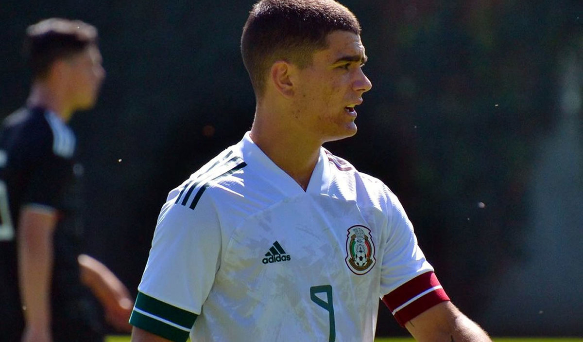 Mexico continues to feed me, which is why I love him: Luca Martinez Dubois
