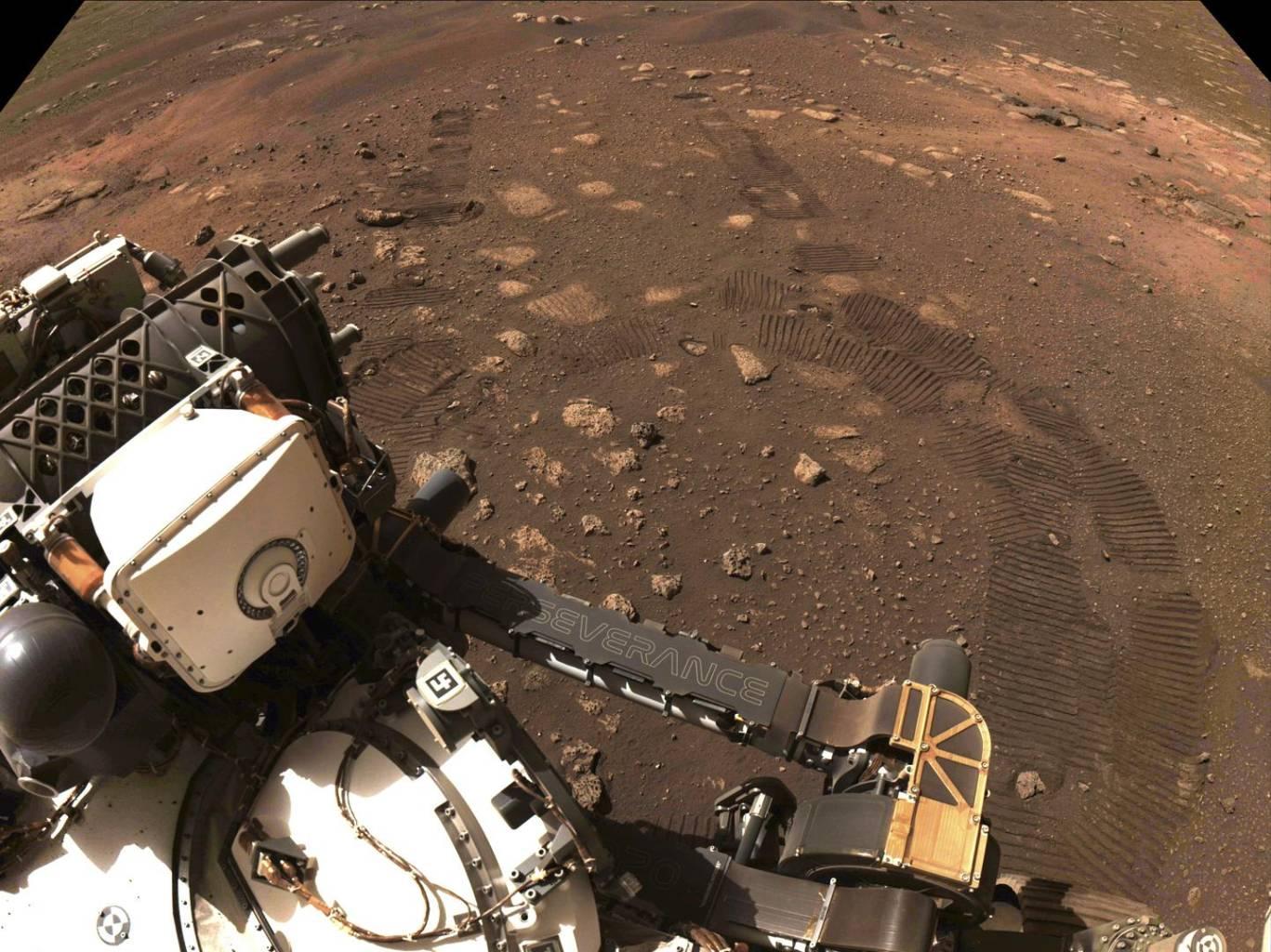 NASA's discoveries on Mars bear Navajo names