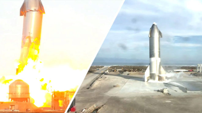 SpaceX: Starship spacecraft lands successfully for the first time, then explodes in minutes