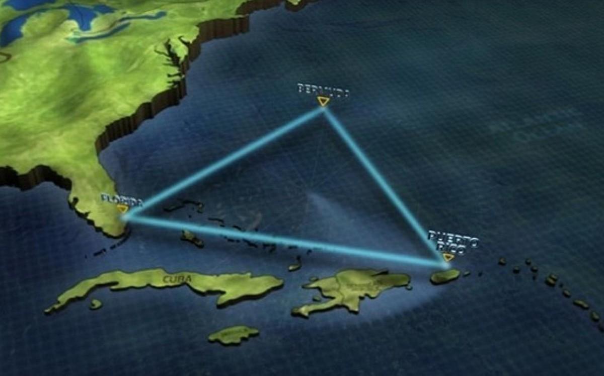 The Bermuda Triangle: NASA's interesting discoveries