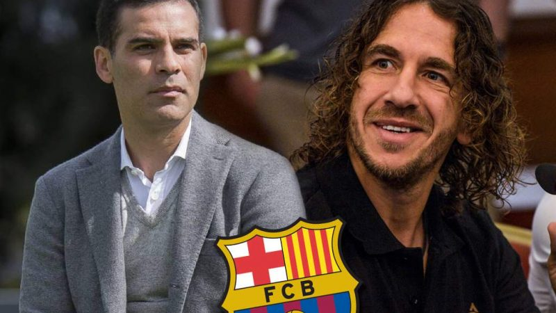 "The cross between Rafa Marquez and Puyol about the defender who did not see Barcelona: ""When we played together …"" – Ten"