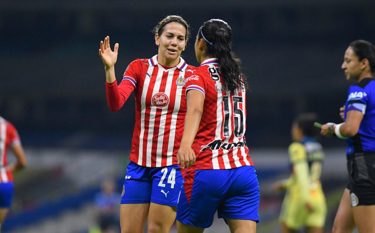 USA vs Guadalajara (2-4): Sivas was humiliated in the women's classic match