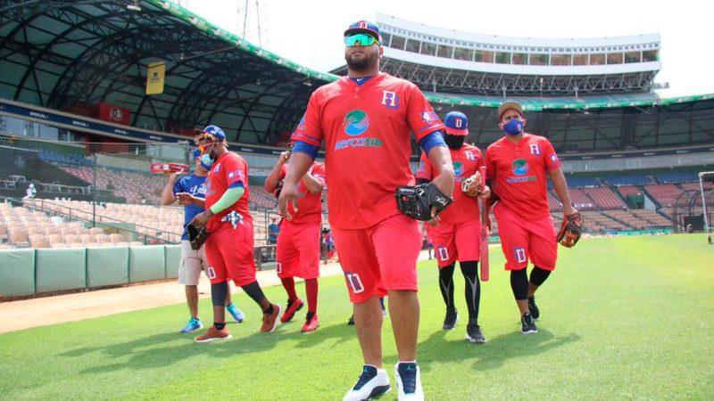 Dominican Republic begins pre-Olympic baseball training
