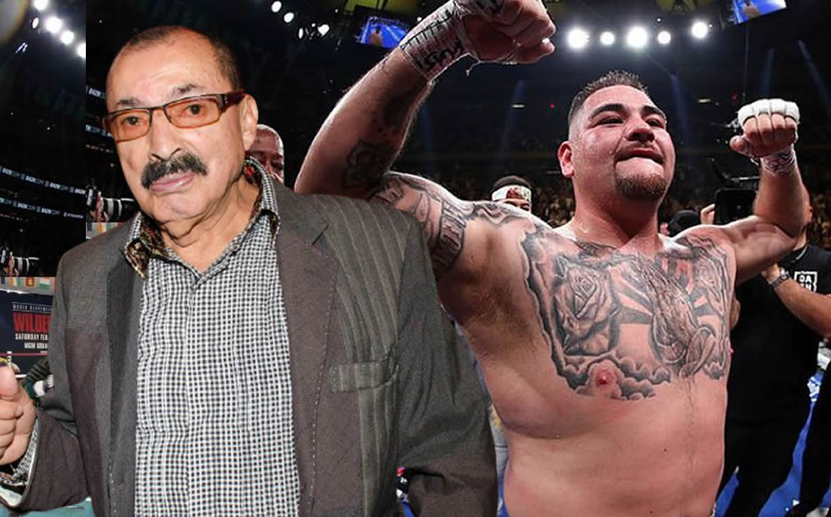 Fight with Andy Ruiz and Chris Areola is a scam: Nacho Peristin