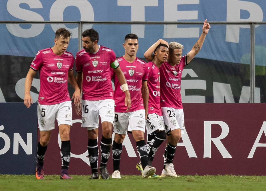 Independent del Valle showed his 'good joke' to remove Crimea from Brazil and qualify for Group A of the Copa Libertadores |  Football |  Sports