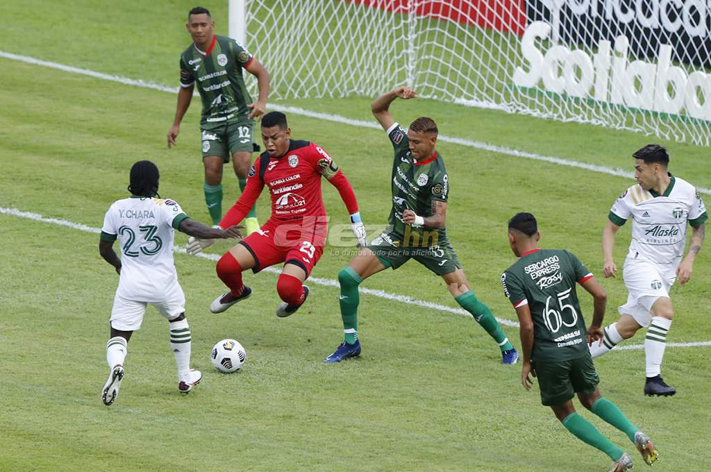 Live: Marathon and Portland Timber already playing in the Confederations League – Ten Olympics
