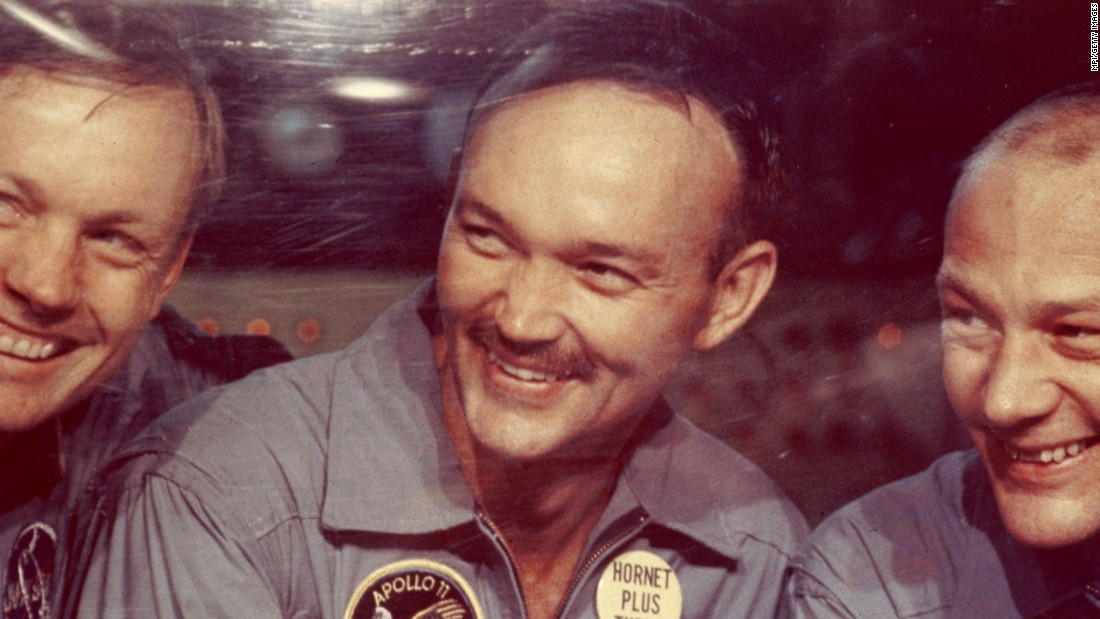 Michael Collins, the astronaut who piloted the Apollo 11 aircraft, has died