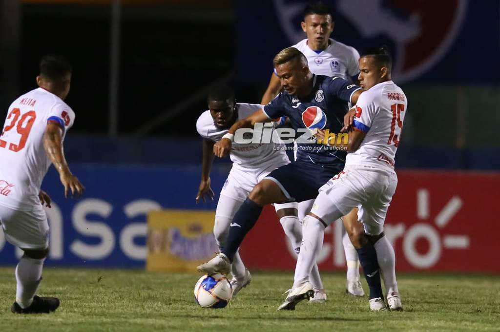 Olympia is in a relationship with Motagua and has a day to go with the leadership of the Centro Group – Ten