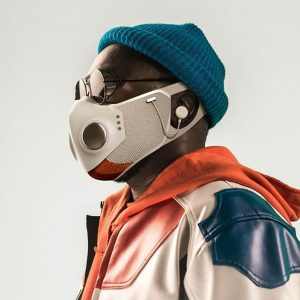 Rapper announces will.i.am $ 299 Smart Face Mask