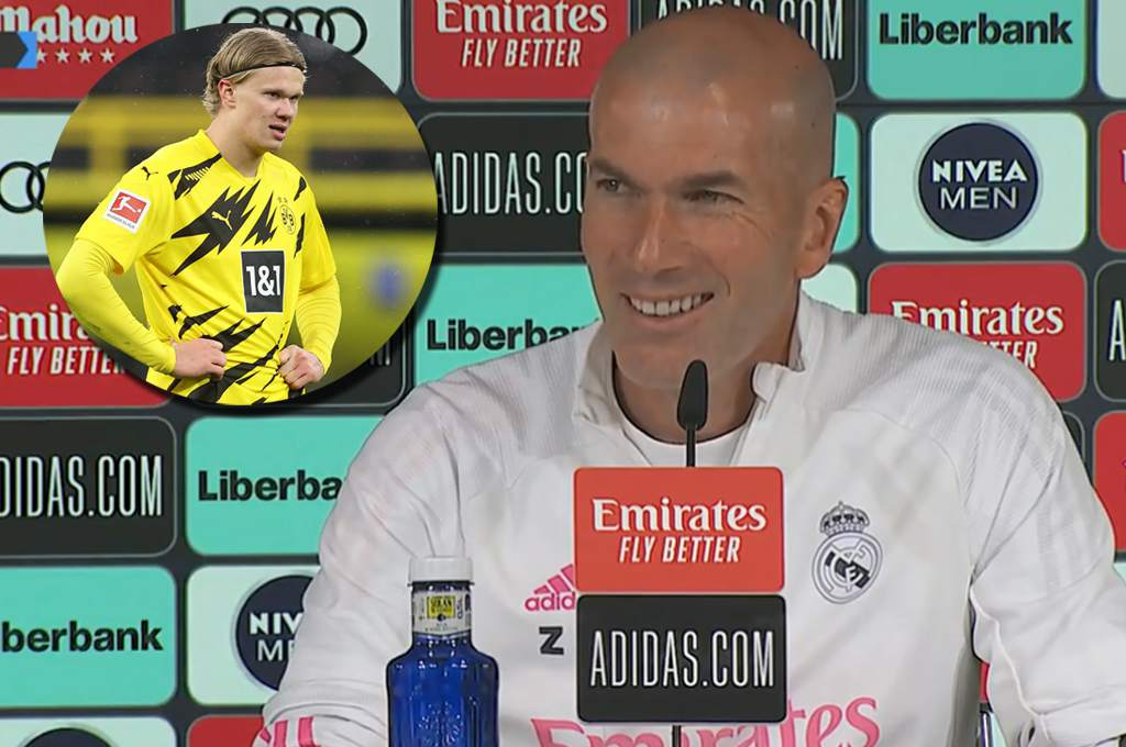 Real Madrid Holland – Zidane's strong response to the bombing with Dice