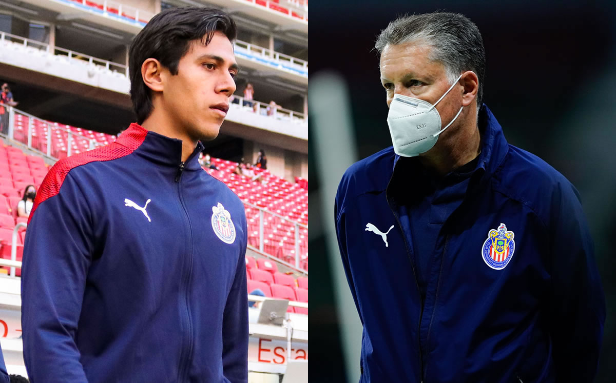 Ricardo Belize analyzes Jose Juan Magias' worst moment with Sivas