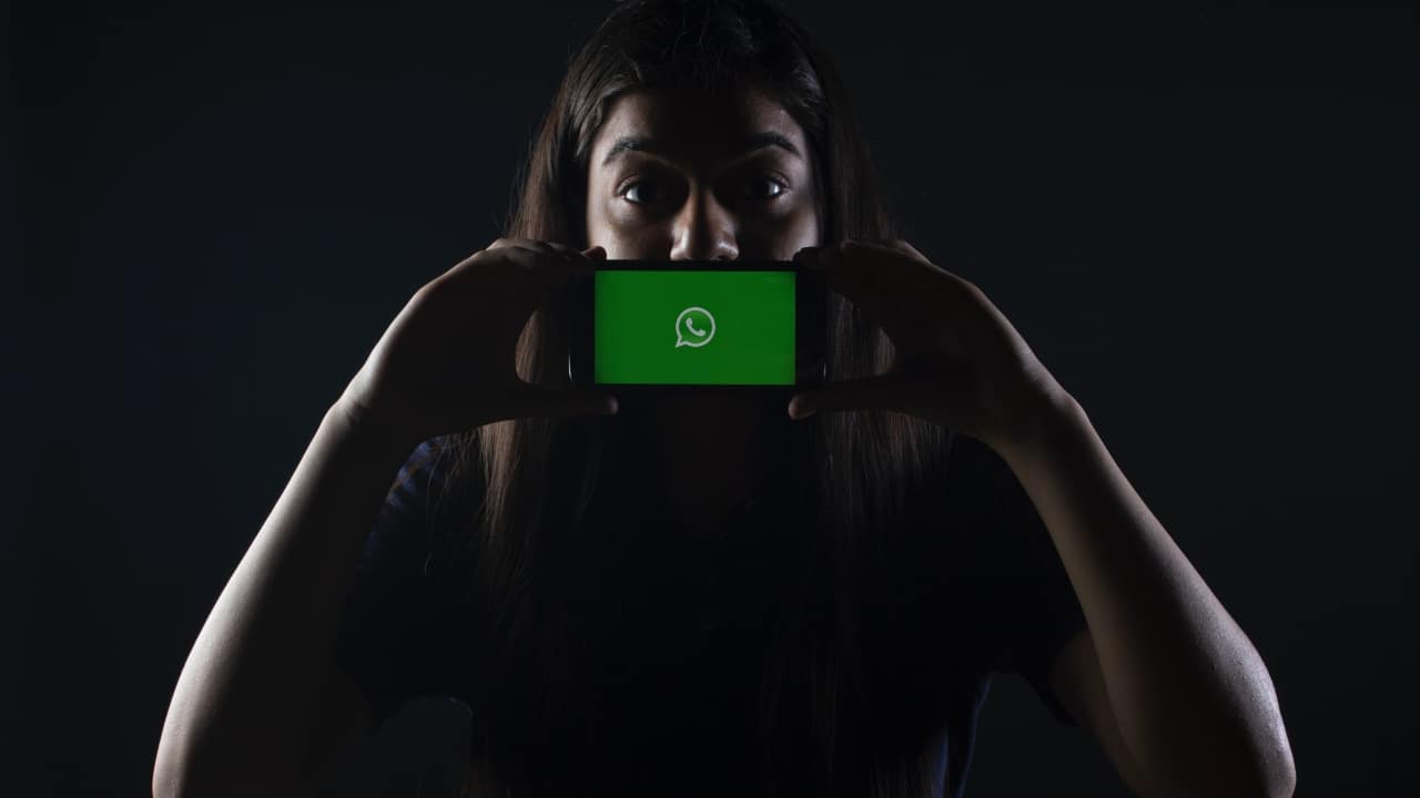 So you can find out if anyone is spying on your chats in the app
