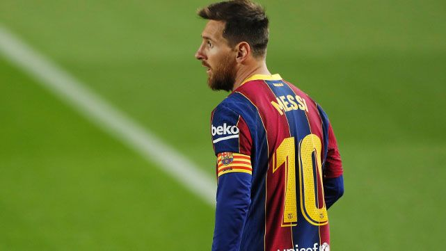 They say PSG is preparing to sign Messi