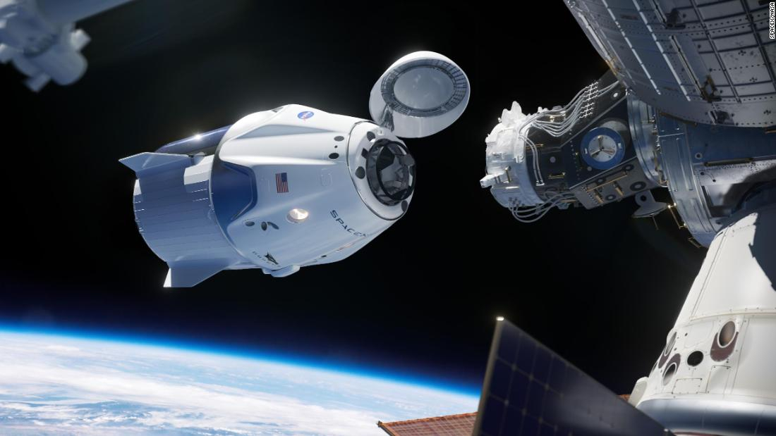 (Video) 4 astronaut spacecraft hit by almost unknown flying object – Diario la Begina