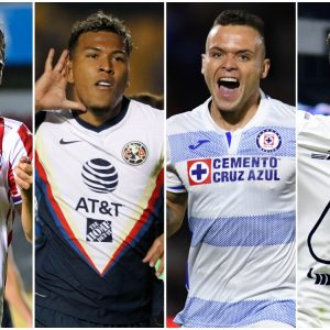 What does Liga MX Big 4 need to qualify for Ligula?