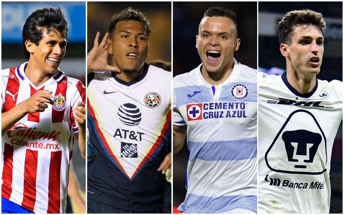 What does Liga MX Big 4 need to qualify for Ligula?