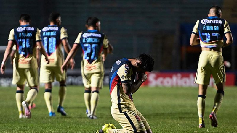 With Olympia falling to the United States, it is a miracle for Azteca to remain in contingent Champions League – ten matches.