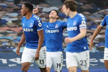 Critic at Everton, Premier: Injury culprit, talent highlighted |  Colombians abroad