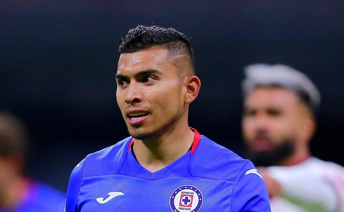 Cruz Azul: Orbelin Pineda warns teammates not to skip tiles