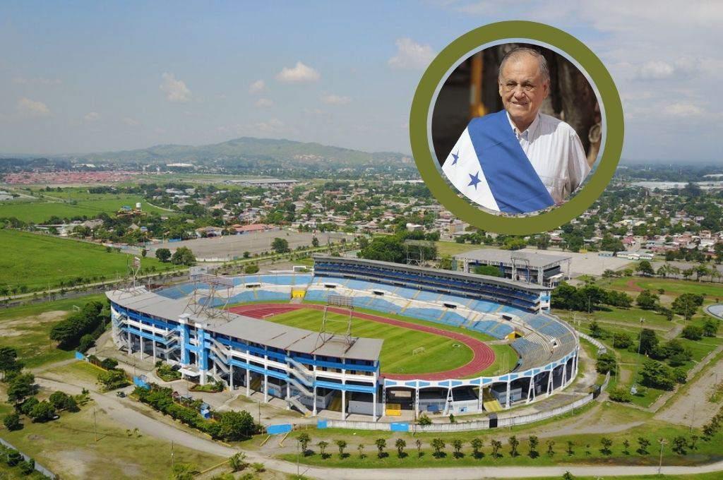 Deserved Tribute: San Point Pedro Sula Sports Complex now known as Cello Euclidean – Dice