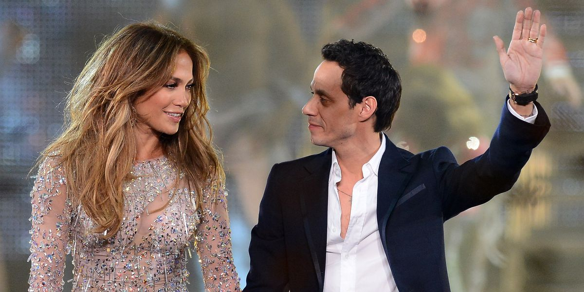 Excellent support from Mark Anthony, Jennifer Lopez