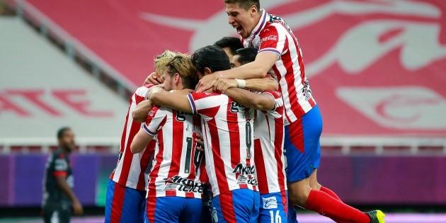 Football de Estofa – Vladimir Moragrega is the first reinforcement of Chivas de Guadalajara for the 2021 ILiga MX opening match