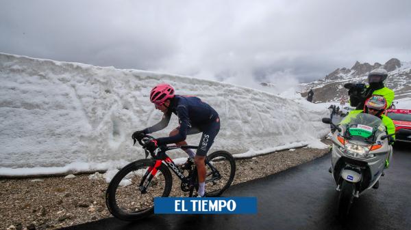 Giro di Italia 2021: Live, Level 20, Egan Bernal – Cycling – Sports